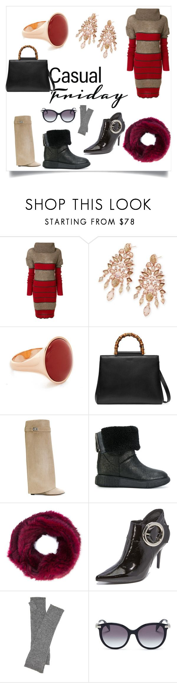 """""""Big sale offer"""" by kristeen9 on Polyvore featuring Vivienne Westwood, Kendra Scott, Vita Fede, Gucci, Givenchy, Moncler, Jocelyn, Jeffrey Campbell, Hat Attack and Alexander McQueen"""