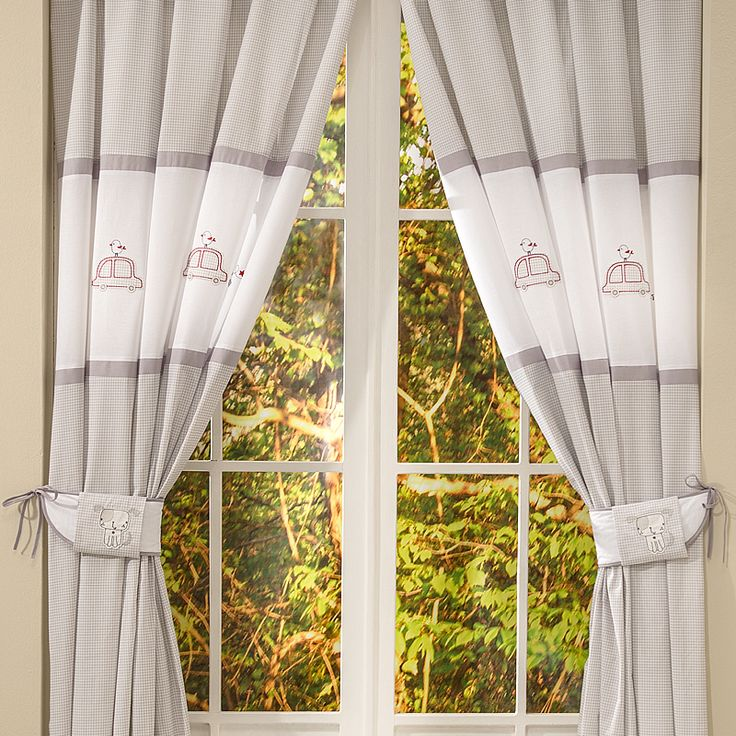 Bebek Odası Perdesi - Beep Beep 140 X 260 cm boyutlarında. #bebekodası #perde #dekorasyon   #dekoratif #curtain #bebekodasıdekorasyon