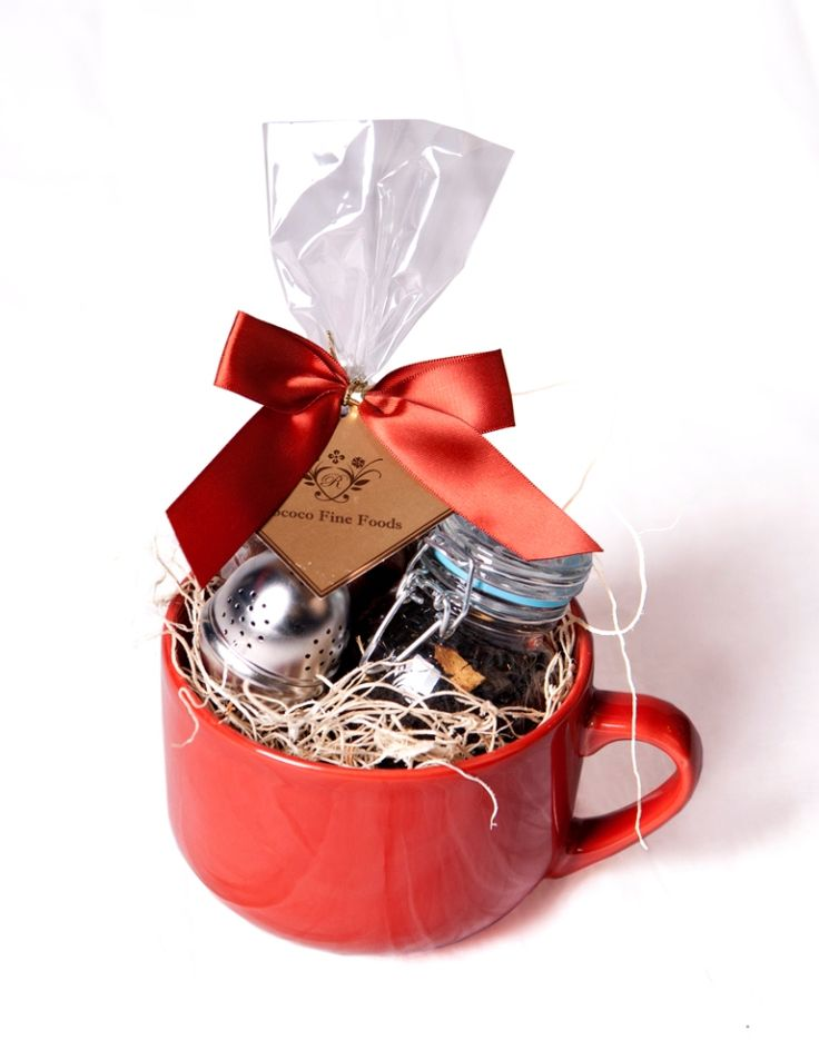 Tea Cup | Office Professionals Day | BigOak Baskets & Gifts