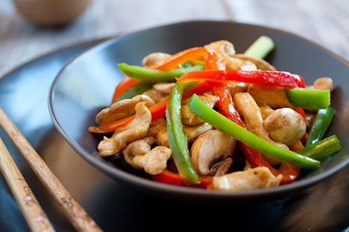 Bell Pepper Chicken: Asian Recipes, Chicken Recipes, Peppers Chicken ...