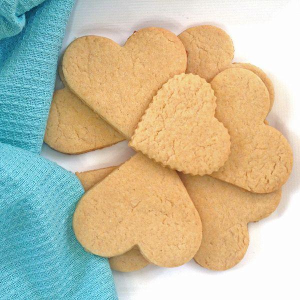Receta de las deliciosas galletas de mantequilla y azúcar #receta #recetas #bake #galleta #galletas #cookie