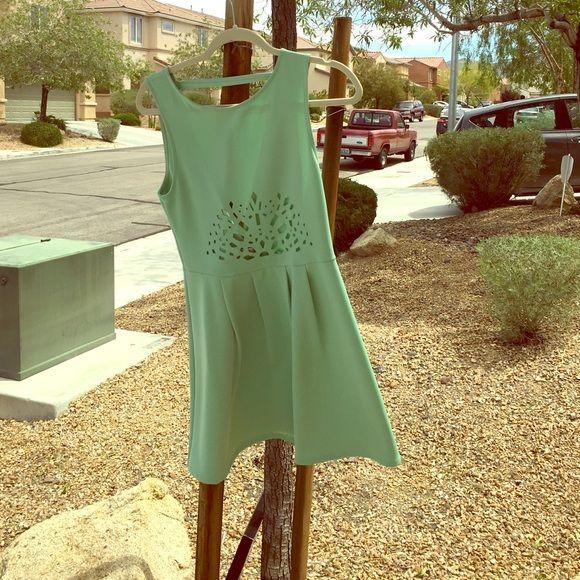 Mint dress Mint dress Dresses Mini