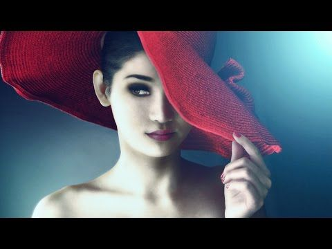 Fashion Model Photo Manipulation in Photoshop - YouTube