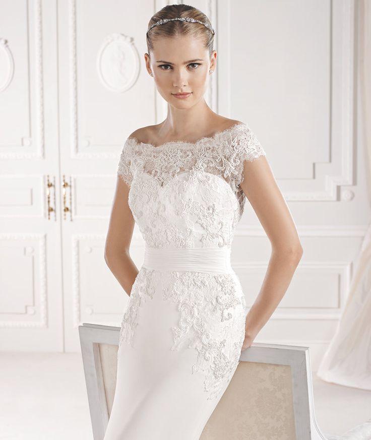 27 besten Fashionable Short White Wedding Dresses Bilder auf ...