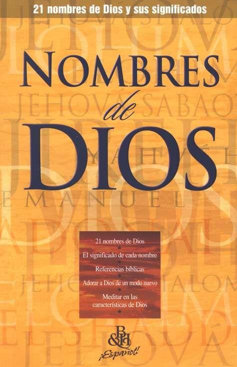 ->Nota: Tambiénpueden ver, Los Nombres de Dios en videos, dando clicaquímismo. ->Adrian Rogers: Los nombres de Dios y su carácter [Dando click aquí mismo] —>Cientos de Lecturas i…