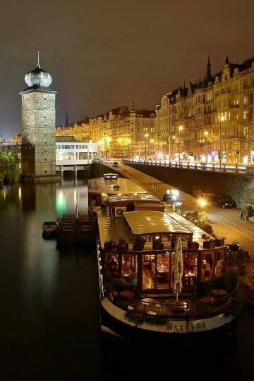 Prague, capital of #Czechia