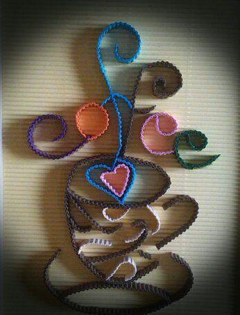 #coffee #kokoru #papercraft #handmade