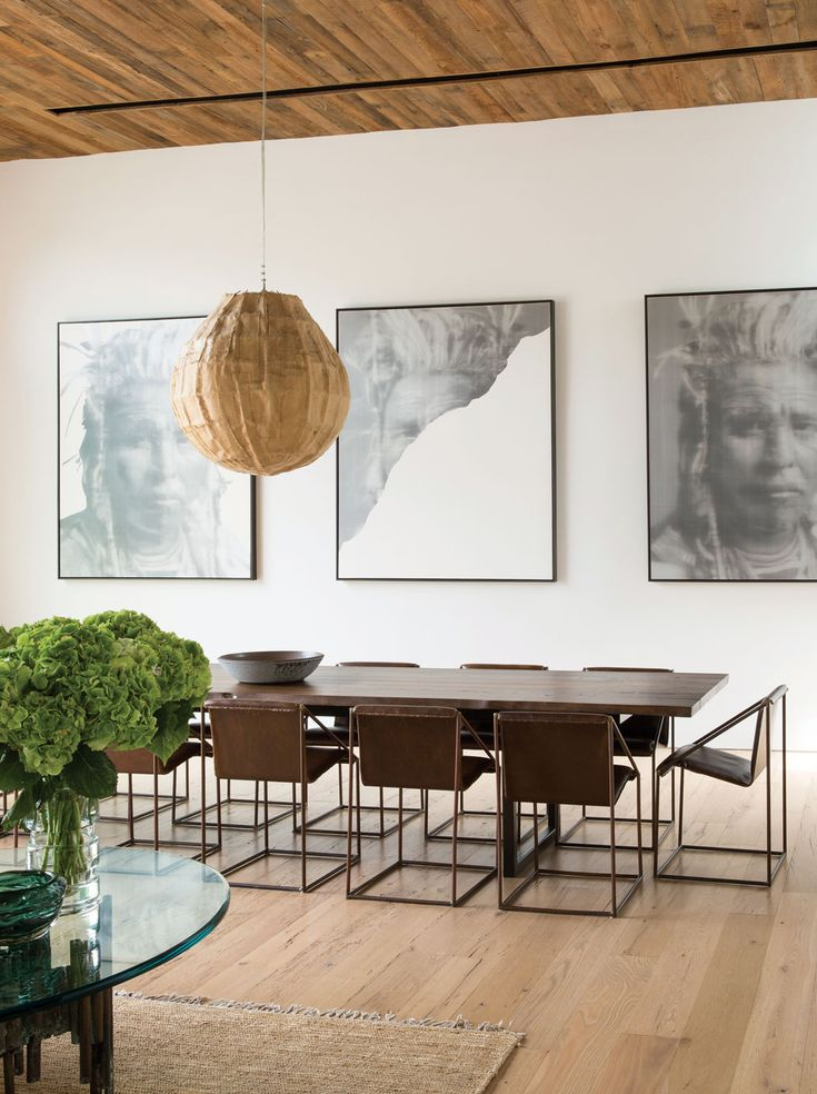 """Fashion designerJenni Kayne's Los Angeles home has been published far and wide, but these shots by C Magazinedidn'tcross my path until today. I'm trying to adopt a """"less …"""
