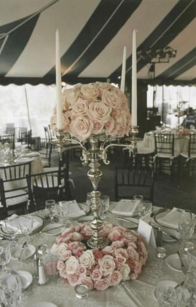 Candelabra Centerpieces With Flowers | Wedding Forums > Archive > 2010 Brides