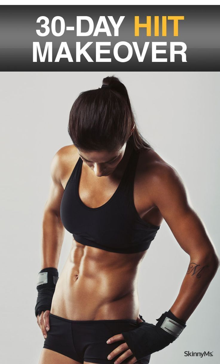 foto Burn More Calories With This WorkoutMakeover