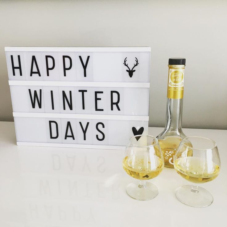 Happy winter days ❤️