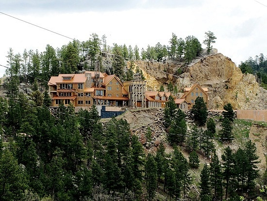Keystone Sd A Favorite Spot Wax Museum Taffy Alpine