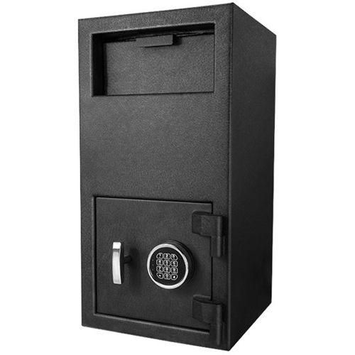 Barska - Safe with Electronic Keypad Lock - Matte black