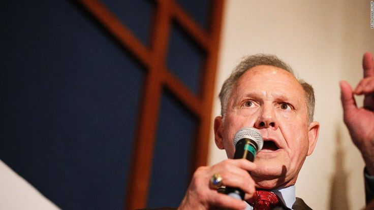 Alabama Senate candidate Roy Moore said Thursday that President Donald Trump will lose his credibility with his populist base if he continues to support his...