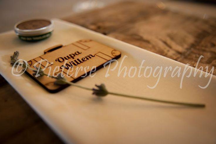 Wedding Photos taken by Pieterse Photography