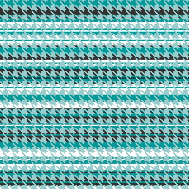 """Check out my @Behance project: """"Turquoise Stripes and Houndstooth on Patternbank"""" https://www.behance.net/gallery/59325739/Turquoise-Stripes-and-Houndstooth-on-Patternbank"""