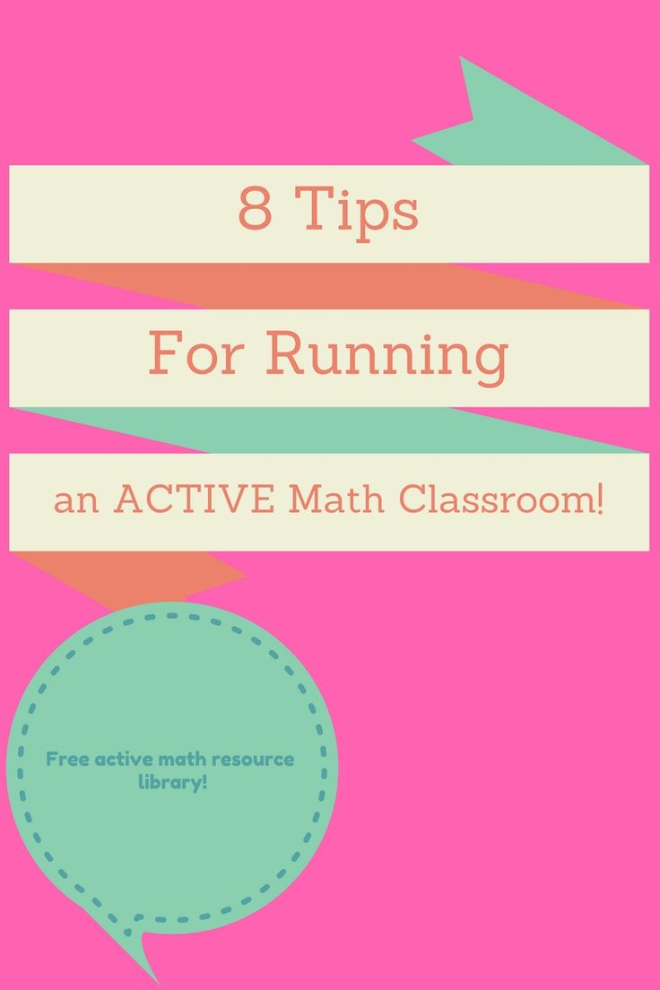 8 tips for running an active learning classroom | Algebra | Secondary Math | Algebra Activities | Algebra 1 | Middle School Math | Math Game | Math Games | Math Teaching Ideas | https://www.themathmentors.com/eight-tips-for-running-an-active-math-environment/