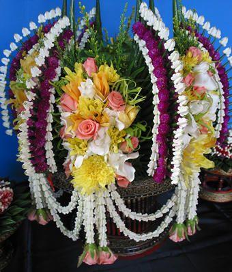 Thai arrangement.