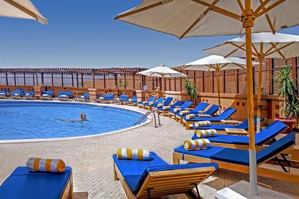 Hotel Resta Club Marina View Port Ghalib Egypte