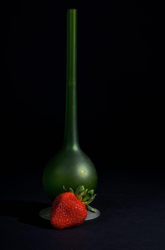 Vase and Strawberry by Jeffrey Sinnock on 500px