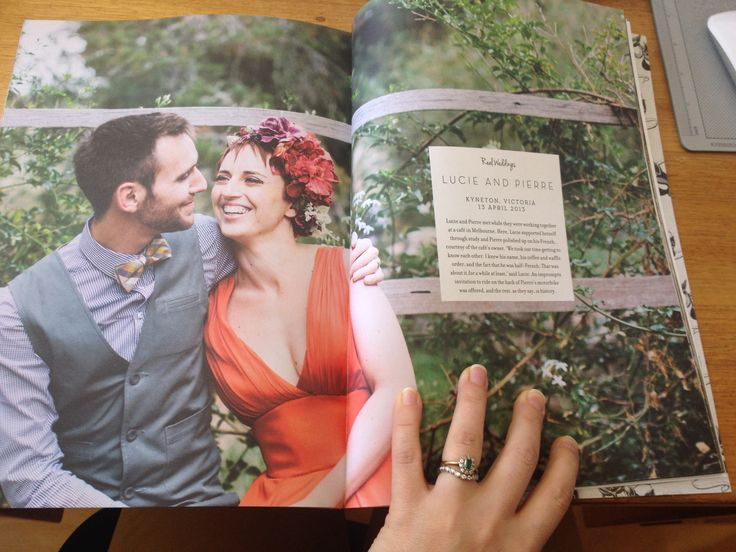 Our wedding featured in issue 3 of Hitched Mag. #hitchedmag