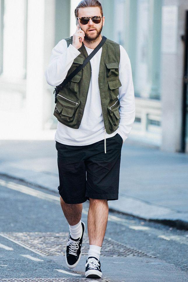 Уличный стиль на Неделе мужской моды в Лондоне: 60 фото | Мода | STREETSTYLE | VOGUE