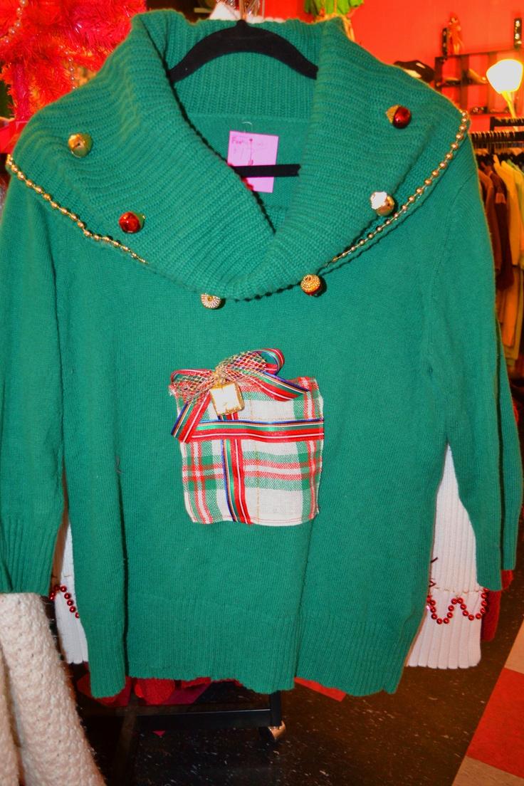 Funky christmas sweaters