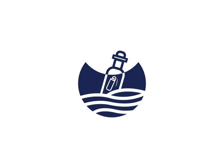 Ocean Massage Logo Design