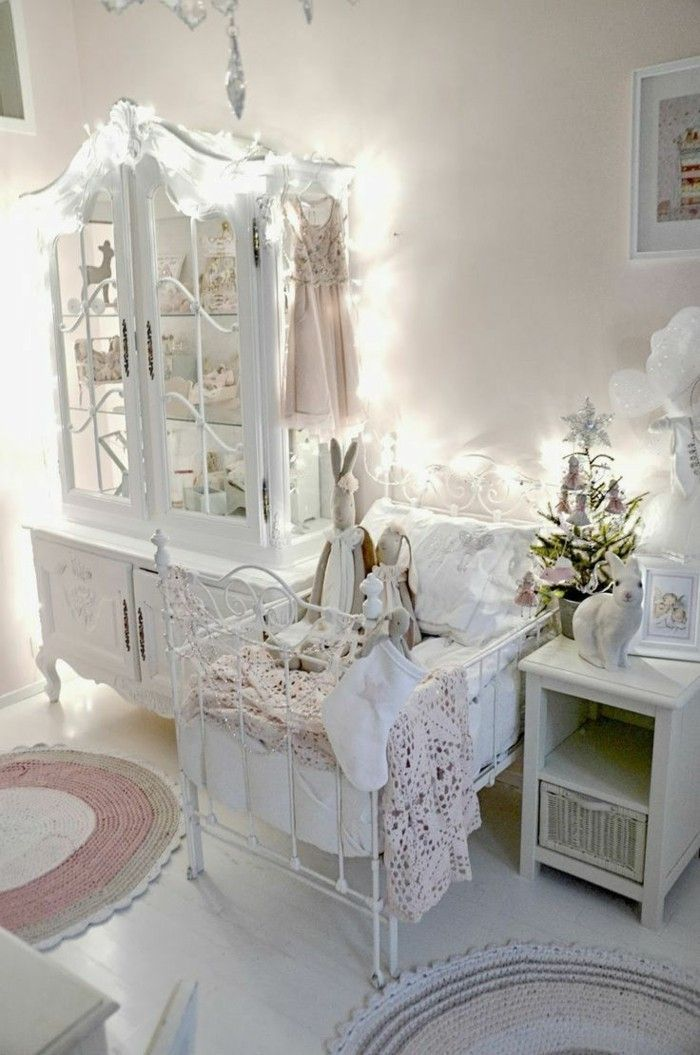 17 meilleures id es propos de chambres shabby chic sur pinterest shabby chic d coration. Black Bedroom Furniture Sets. Home Design Ideas