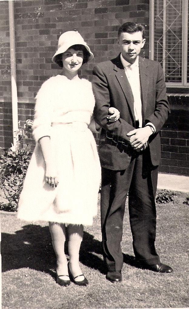 Aa8 Pieter Martin Joubert & Elma Julia Prollius 29 Apr 1961