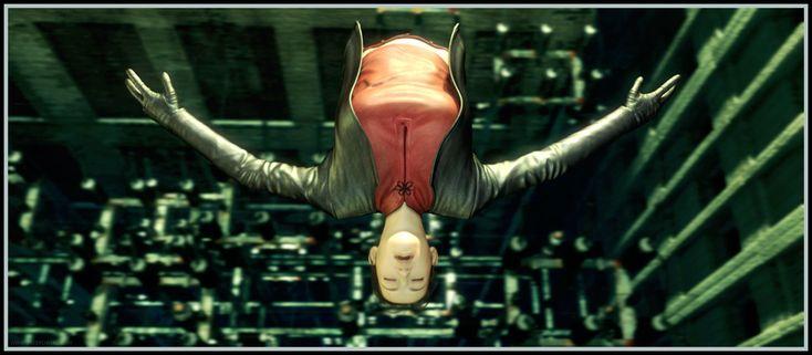 "The Animatrix | The Animatrix ""Final Flight of the Osiris"" – (movie stills) Art ..."