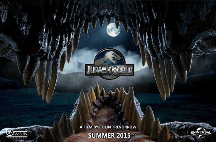 Jurassic World Movie 2015