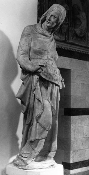 Дж Пизано Photo by das_gift   Photobucket Мириам. Джованни Пизано 1285—97 гг. Статуя Пизано для фасада Собора Сиены.