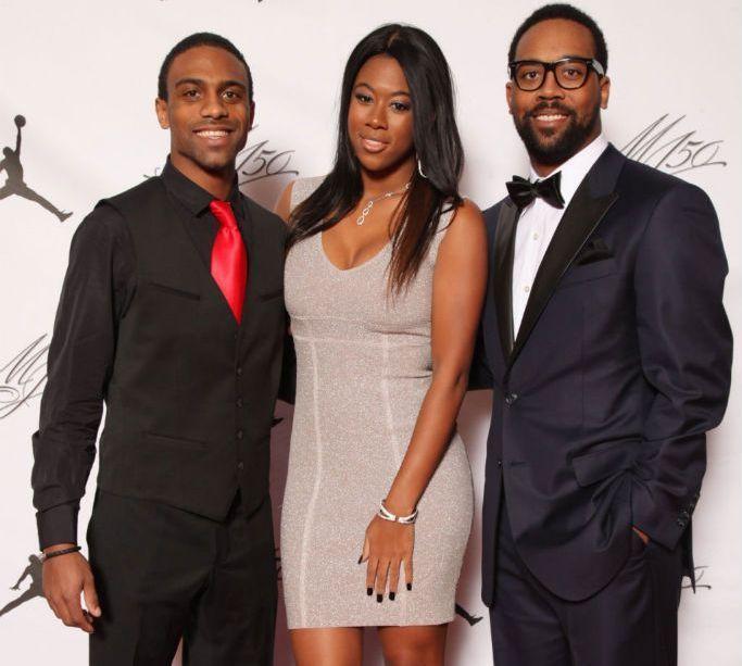 Michael Jordan's kids: Jeffrey, Jasmine and Marcus