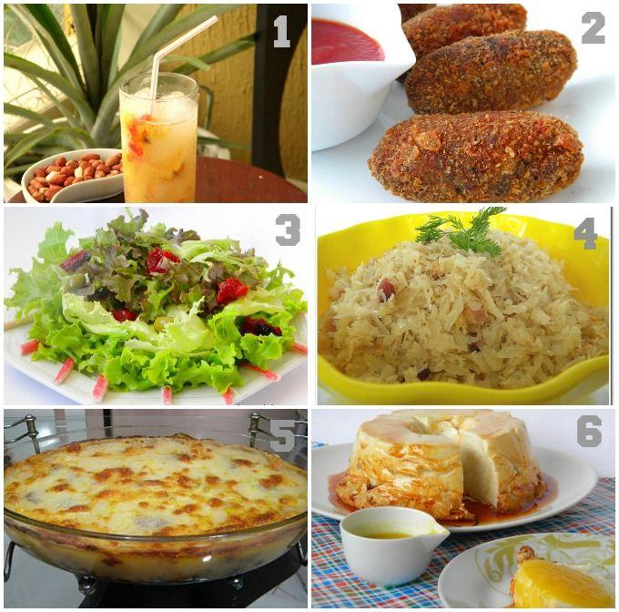 Sugestão de Cardápio – Dia dos Pais | Blog Aqui na Cozinha |