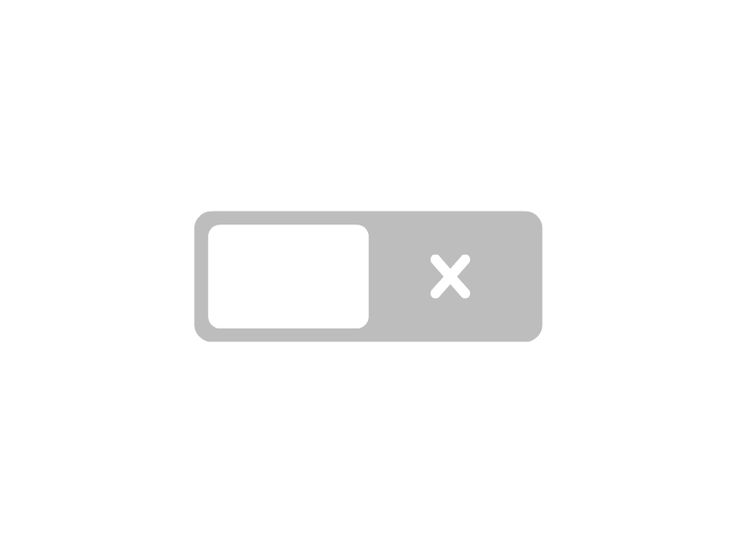 Toggle button animation