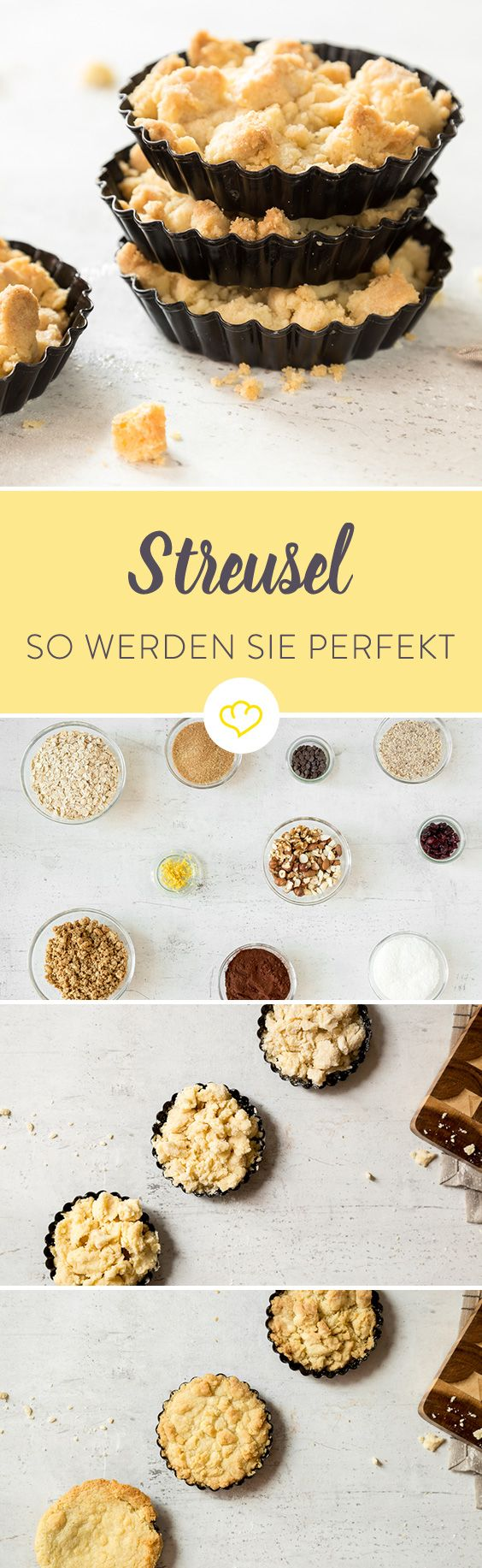 Streusel-Guide