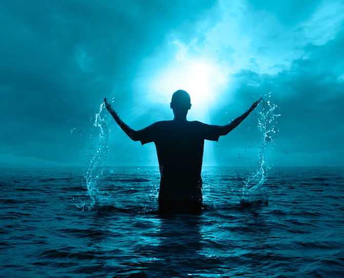 Was immersion in water part of Jewish tradition before John the Baptist? Yes it was! And the Hebrew word for the pool of water where it takes place points us in the right direction in understanding the deeper meaning of the practice.
