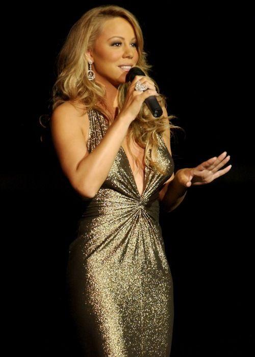 Mariah Carey channeling Marilyn Monroe - www.more4design.pl – www.mymarilynmonroe.blog.pl – www.iwantmore.pl