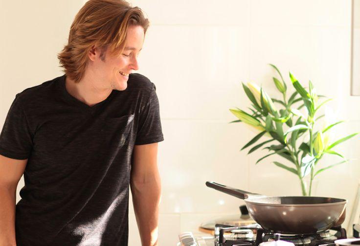 Flavio Passos Chef gastronomia funcional