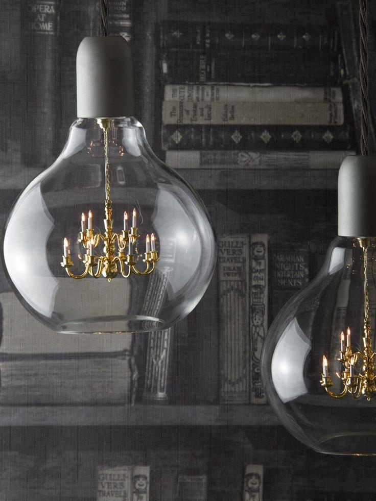 Mineheart - Lampa King Edison XII