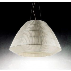 Pendant Light | EIGER white