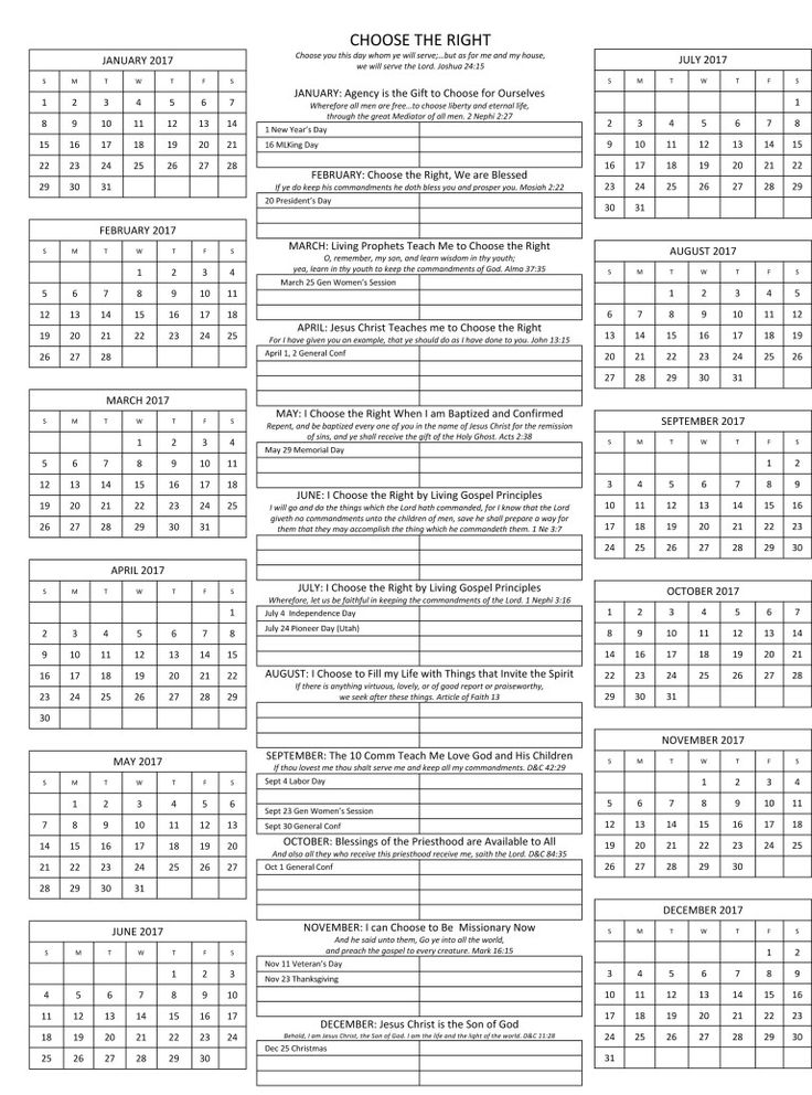 Microsoft Word - 2017 Primary Planning Calendar.docx