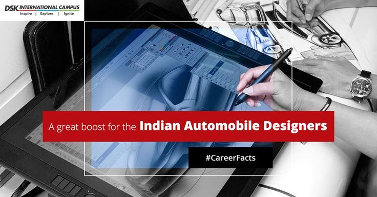 #CareerFacts The #Government of #India and major #automobileplayers in the Indian market are expected to make India a world leader in the #TwoWheeler and#FourWheeler market by 2020! This means more products and more opportunities for Indian automobile #designers.