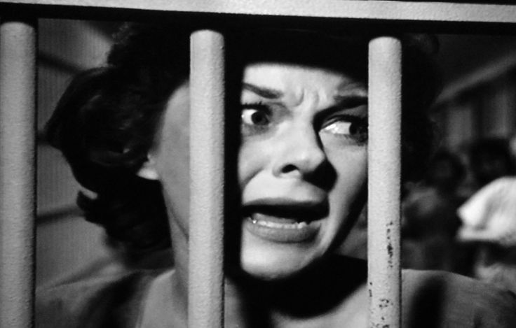 I Want To Live  Dark subject execution of Barbara Graham realistically portrayed by Susan Hayward In An Oscar winning performance supported by Simon Oakland & Theodore Bikel