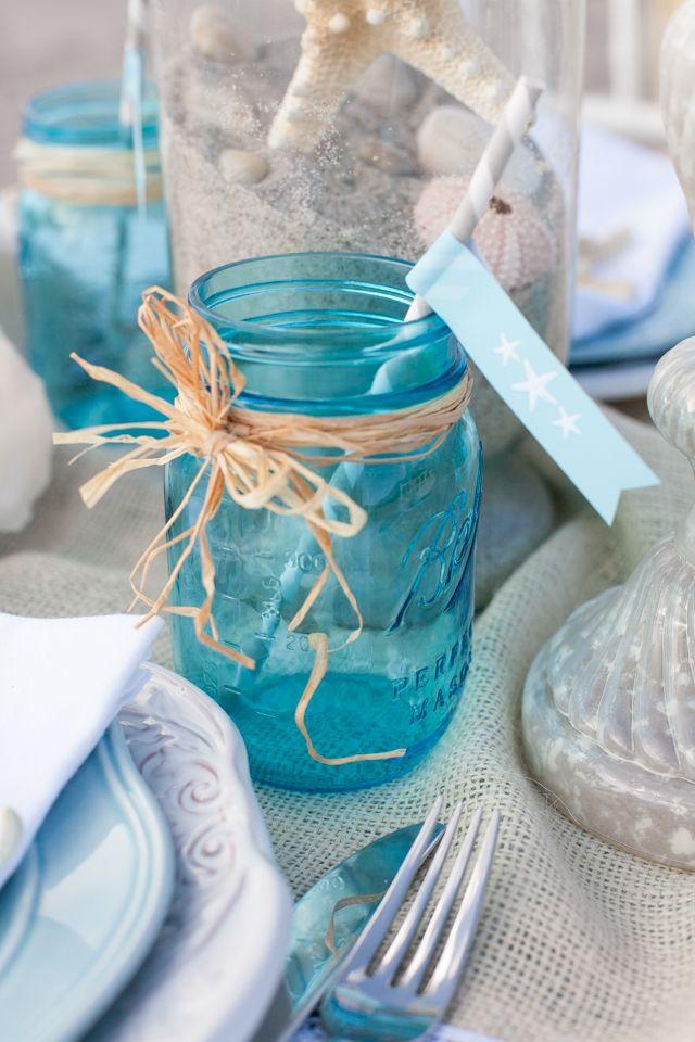 27 Exciting Beach Bridal Shower Ideas Weddingomania | Weddingomania