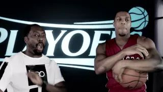 """The Black Eyed Peas - 2015 NBA Playoffs """"Awesome"""" - YouTube"""