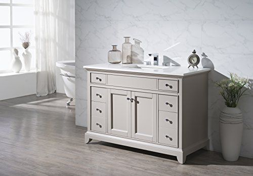Special Offers - Stufurhome TY-7340-49-QZ Single Sink Bathroom Vanity Set 49 For Sale - In stock & Free Shipping. You can save more money! Check It (November 30 2016 at 11:01AM) >> http://bathvanitiesusa.net/stufurhome-ty-7340-49-qz-single-sink-bathroom-vanity-set-49-for-sale/