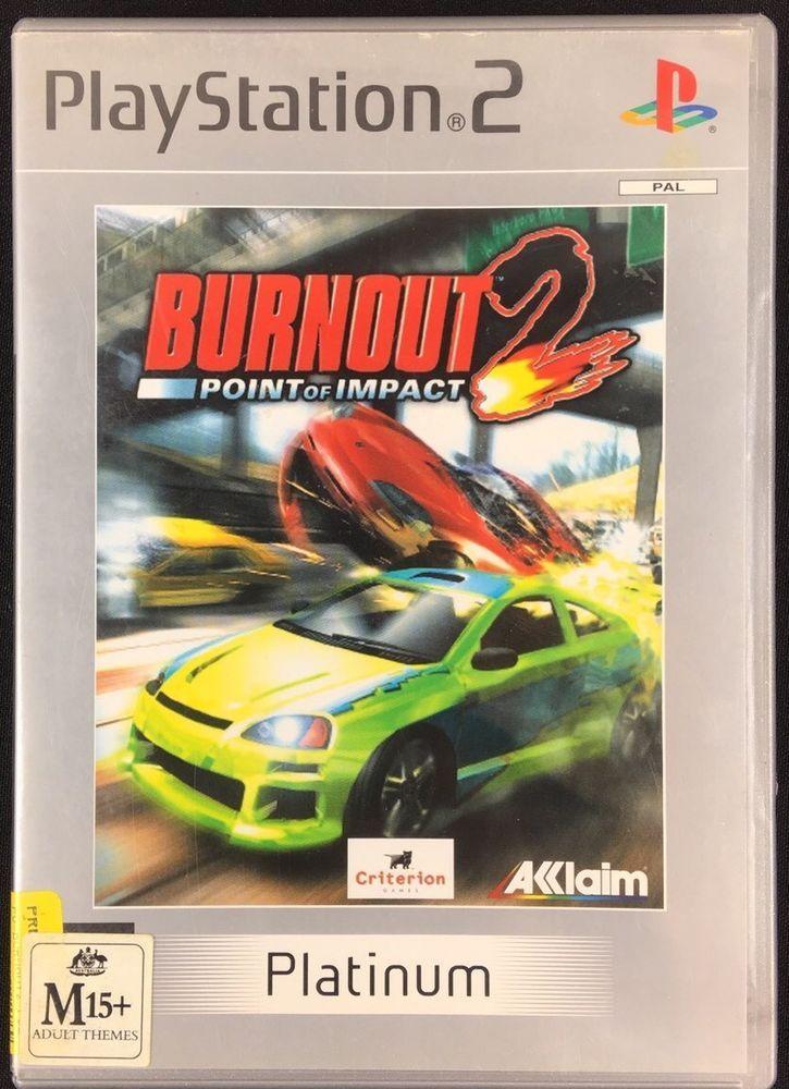 Burnout 3 Takedown Ps2 Save Files - arabseven