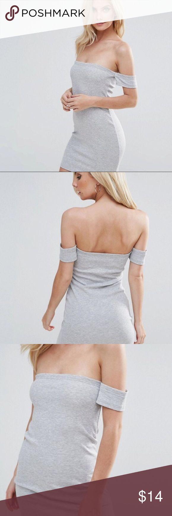 ASOS Brand New Petite Bodycon Mini Dress. Size 2 ASOS Brand New Never Worn Petite Bardot Bodycon Dress. Size 2 ASOS Petite Dresses Mini